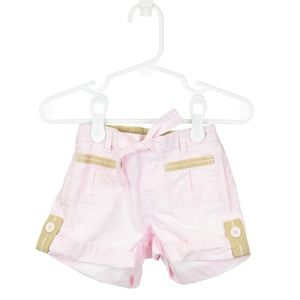 Baby Gap Light Pink Khaki Shorts